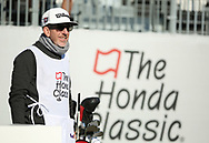 Matt Wallace (ENG) caddy during round 2 of the Honda Classic, PGA National, Palm Beach Gardens, West Palm Beach, Florida, USA. 28/02/2020.<br /> Picture: Golffile | Scott Halleran<br /> <br /> <br /> All photo usage must carry mandatory copyright credit (© Golffile | Scott Halleran)