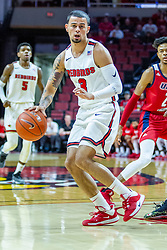 NORMAL, IL - December 18: Ricky Torres during a college basketball game between the ISU Redbirds and the UIC Flames on December 18 2019 at Redbird Arena in Normal, IL. (Photo by Alan Look)