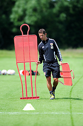 Bristol City's Alex Russell - Photo mandatory by-line: Dougie Allward/JMP - Tel: Mobile: 07966 386802 28/06/2013 - SPORT - FOOTBALL - Bristol -  Bristol City - Pre Season Training - Npower League One