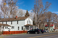 Frenchglen Hotel in remote Frenchglen, Oregon, USA