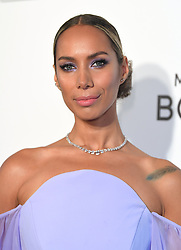 Leona Lewis attending the Elton John AIDS Foundation Viewing Party held at West Hollywood Park, Los Angeles, California, USA.