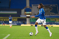 Football - 2020 / 2021 League (Carabao) Cup - Round 4 - Everton vs West Ham United - Goodison Park<br /> <br /> Everton's Alex Iwobi in action during todays match  <br /> <br /> COLORSPORT/TERRY DONNELLY