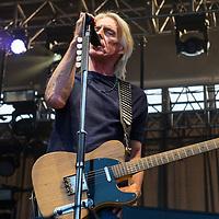 Paul Weller in concert at Edinburgh Castle, 11th July 2019