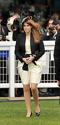 PRINCESS BEATRICE OF YORK at the 3rd day of Royal Ascot 2009 on 18th June 2009.