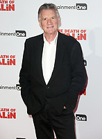 Michael Palin, The Death of Stalin - World Film Premiere, Bluebird Chelsea, London UK, 17 October 2017, Photo by Brett D. Cove