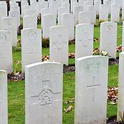 British WWI Cemetery