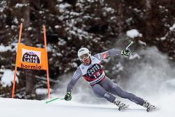 28.12.2017, Stelvio, Bormio, ITA, FIS Weltcup, Ski Alpin, Abfahrt, Herren, im Bild Johan Clarey (FRA) // Johan Clarey of France in action during mens Downhill of the FIS Ski Alpine Worldcup at the Stelvio course, Bormio, Italy on 2017/12/28. EXPA Pictures © 2012, PhotoCredit: EXPA/ Johann Groder