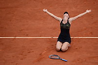 TENNIS - GRAND SLAM - ROLAND GARROS 2012 - PARIS (FRA) - 9/06/2012 - WOMEN FINAL - MARIA SHARAPOVA (RUS) / WINNER VS SARAH ERRANI (ITA) - PHOTO PHILIPPE MILLEREAU / KMSP / DPPI