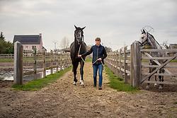 Mais Paul, De Reys Edith, BEL<br /> Stoeterij Van de Helle - Putte Peulis 2019<br /> © Hippo Foto - Dirk Caremans<br /> 28/03/2019