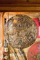 Exhibits in Czartoryski Museum in Stare Miasto Old Town in Krakow Poland
