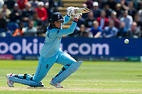 8 June 2019_cricket_CWC 2019_England v Bangladesh<br /> <br /> Joe Root,  cover drives<br /> in the ICC Cricket World Cup at Cardiff<br /> <br /> pic © winston bynorth
