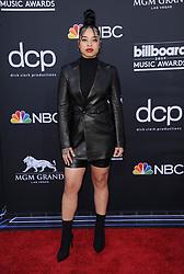 Ella Mai at the 2019 Billboard Music Awards held at the MGM Grand Garden Arena in Las Vegas, USA on May 1, 2019.