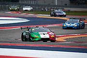 May 21-23, 2021. Lamborghini Super Trofeo, Circuit of the Americas:  51 Loris Spinelli, Claude Senhoreti, Taurino Racing, Lamborghini Palm Beach, Lamborghini Huracan Super Trofeo EVO