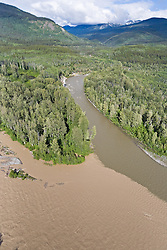 Taku River watershed, Northern B.C.
