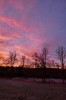 Colorful Clouds at Dawn. Image taken with a Fuji X-T1 camera and 16 mm f1.4 lens (ISO 200, 16 mm, f/4, 1/30 sec).