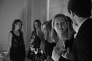 CRISTI BECHTLER; EUGENIO RE REBAUDENGO GEMS AND LADDERS London Launch & Artist's Talk, 11 Mansfield Street, London. 24 November 2016