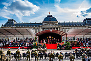 NATIONAL DAY BELGIUM DEFILE  2019