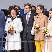 NLD/Amersfoort/20190427 - Koningsdag Amersfoort 2019, Prins Floris met Prinses Anita, Aimee, Annette