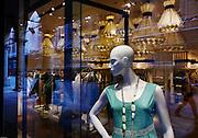 Bologna, fashion shop
