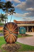 The Waikiki Aquarium in HDR