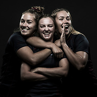 Portraits of Brock University student-athletes for Ontario University Athletics on  August 12, {year}. (Michael P. Hall/@mphcentral)