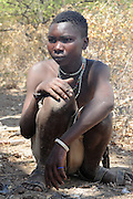 Africa, Tanzania, members of the Datoga tribe
