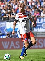 Rick van Drongelen (HSV)<br /> Hamburg, 19.08.2017, Fussball Bundesliga, Hamburger SV - FC Augsburg 1:0<br /> <br /> Norway only