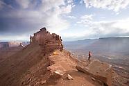 Castleton Tower, Utah Photos - Images