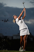GOLD COAST, AUSTRALIA - FEBRUARY 13:  Camilla Lennarth of Sweden poses for a photgraph during day two of the 2015 Ladies Masters at Royal Pines Resort on February 13, 2015 on the Gold Coast, Australia.  (Photo by Matt Roberts/Getty Images)