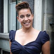 NLD/Amsterdam/20150602 - Talkies Terras award 2016, Sandy Kandau