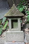 empty dedication graveyard sculpture shrine Japan