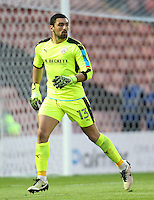 Barnsley goalkeeper Nick Townsend