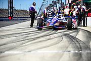 14-15 September, 2012, Fontana, California, USA.Marco Andretti (26) .(c)2012, Jamey Price.LAT Photo USA