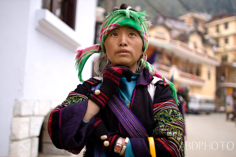 Ethnic Minorities Sapa Vietnam