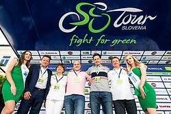 VIP at trophy ceremony during 2nd Stage of 26th Tour of Slovenia 2019 cycling race between Maribor and Celje (146,3 km), on June 20, 2019 in  Slovenia. Photo by Vid Ponikvar / Sportida