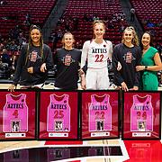 02/27/2020 - Women's Basketball v Nevada