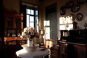 Itapecerica_MG, Brasil...Sala de jantar de uma casa em Itapecerica...A living room in the house in Itapecerica...Foto: LEO DRUMOND / NITRO