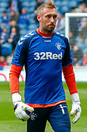 *** during the Ladbrokes Scottish Premiership match between Rangers and Aberdeen at Ibrox, Glasgow, Scotland on 27 April 2019.
