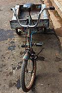 Bicycle truck in Ciego de Avila, Cuba.