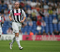 Photo: Lee Earle.<br /> West Bromwich Albion v Hull City. Coca Cola Championship. 05/08/2006. Albion's John Hartson.