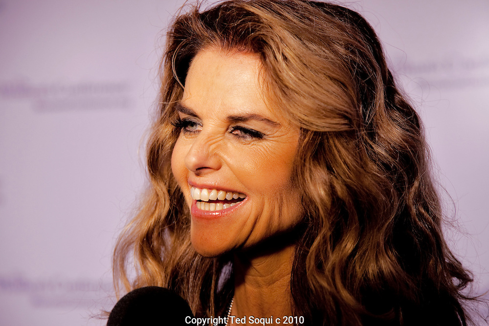 California First Lady Maria Shriver..The Women's Conference held in Long Beach at the convention center hosted by California First Lady Maria Shriver and Governor Arnold Schwarzenegger..