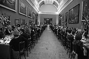 Speech by Sir Nicholas Serota, Millais exhibition opening and Dinner. Tate Gallery. 24 September 2007. -DO NOT ARCHIVE-© Copyright Photograph by Dafydd Jones. 248 Clapham Rd. London SW9 0PZ. Tel 0207 820 0771. www.dafjones.com.