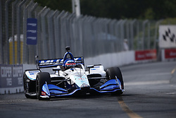 July 14, 2018 - Toronto, Ontario, Canada - TAKUMA SATO (30) of Japan takes to the track to practice for the Honda Indy Toronto at Streets of Toronto in Toronto, Ontario. (Credit Image: © Justin R. Noe Asp Inc/ASP via ZUMA Wire)