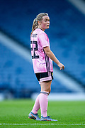 Erin Cuthbert (#22) of Scotland during the International Friendly match between Scotland Women and Jamaica Women at Hampden Park, Glasgow, United Kingdom on 28 May 2019.