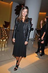 AMANDA SHEPHERD at the St.Martins Lane Hotel 10th year bash held on 9th September 2009.