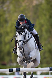 Whitaker Michael, (GBR), Cassionato <br /> First Round<br /> Furusiyya FEI Nations Cup Jumping Final - Barcelona 2015<br /> © Dirk Caremans<br /> 24/09/15