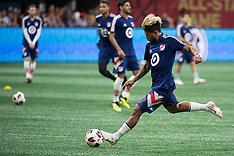 Juventus F.C. v MLS All-Stars - 1 August 2018