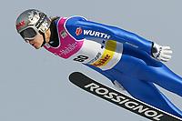 Hopp<br /> FIS World Cup - Verdenscup<br /> Hoppuka 2003/2004<br /> Oberstdorf<br /> Foto: Digitalsport<br /> Norway Only<br /> <br /> Sven Hannawald Skispringen Deutschland<br /> Vierschanzentournee Oberstdorf