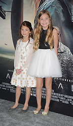 November 6, 2016 - Los Angeles, California, United States - November 6th 2016 - Los Angeles California USA -  Actress   ABIGAIL PNIOWSKY, sister at the 2016 ''Arrivals'' Premiere  held at the Regency Village Theater, Westwood  Los Angeles, CA (Credit Image: © Paul Fenton via ZUMA Wire)