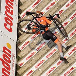 26-01-2020: Wielrennen: Wereldbeker Veldrijden: Hoogerheide <br />Lucas Jansen